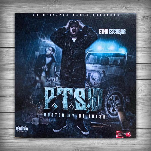 Signed Suge White Vol. 2- PTSD By Etho Escobar