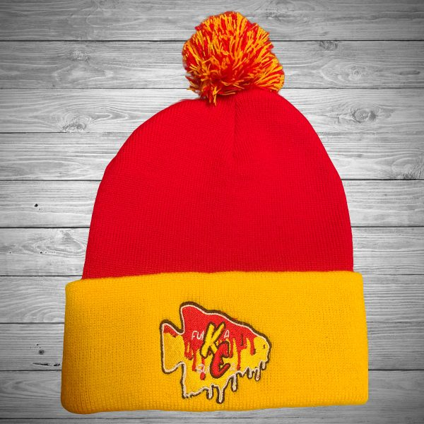 Fucka Sucka KC Beanie Red